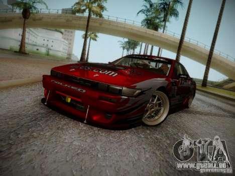 Nissan Silvia S13 Daijiro Yoshihara v2 für GTA San Andreas