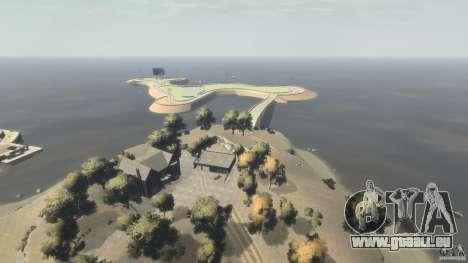 Drifttrack IV für GTA 4 dritte Screenshot