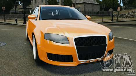 Audi RS4 EmreAKIN Edition für GTA 4