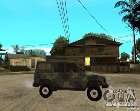 UAZ-3172 für GTA San Andreas rechten Ansicht
