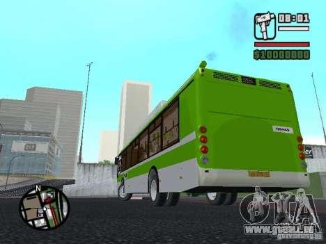 LIAZ 5292.70 pour GTA San Andreas vue de droite