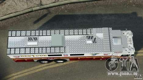 FDNY Rescue 1 [ELS] für GTA 4 rechte Ansicht