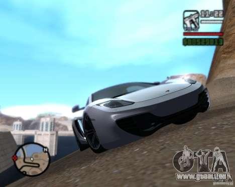 Enb series by LeRxaR pour GTA San Andreas deuxième écran