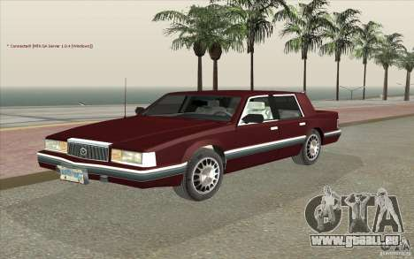 Chrysler Dynasty für GTA San Andreas