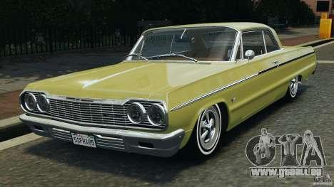 Chevrolet Impala SS 1964 pour GTA 4