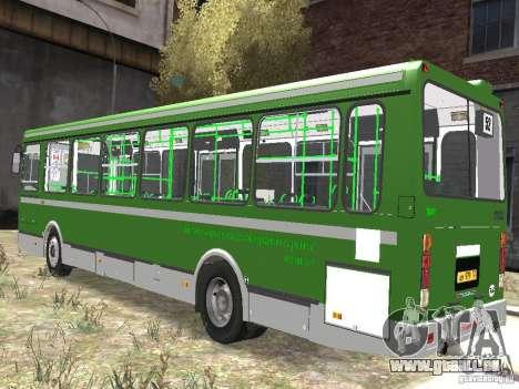 LIAZ 5256.25 für GTA 4 linke Ansicht