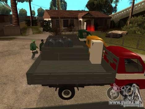 RAPH 33111 pour GTA San Andreas vue arrière