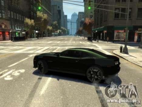Chevrolet Camaro ZL1 v1.0 für GTA 4 linke Ansicht