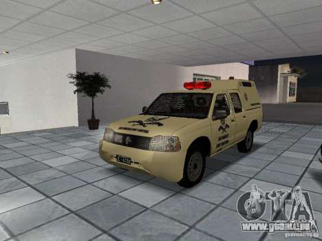 Nissan Terrano LARC für GTA San Andreas
