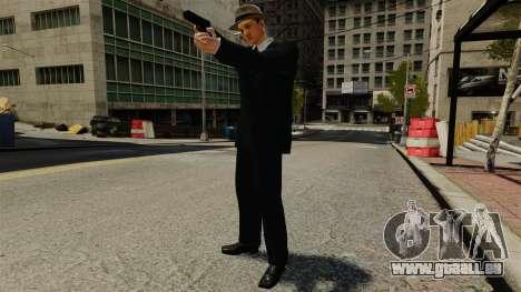 Cole Phelps pour GTA 4 cinquième écran