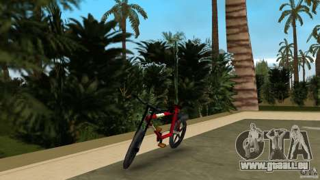 Mountainbike (Rover) pour GTA Vice City