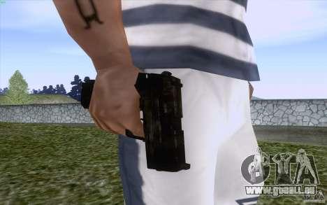 Wappen von f.e.a.r. für GTA San Andreas zweiten Screenshot