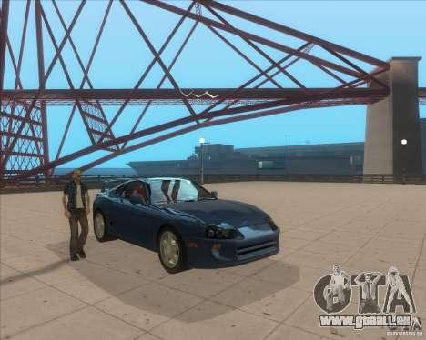 ENB from GTA VI come Back pour GTA San Andreas deuxième écran