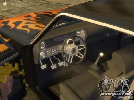 Chevrolet Nova SS 1969 pour GTA 4 est un droit