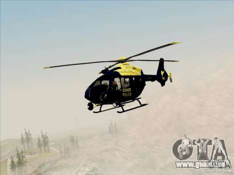 Eurocopter EC-135 Essex für GTA San Andreas