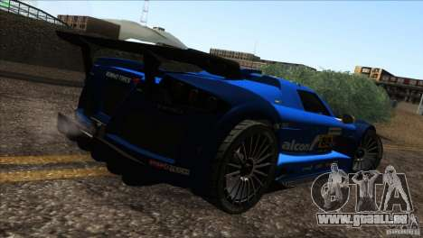 Gumpert Apollo für GTA San Andreas