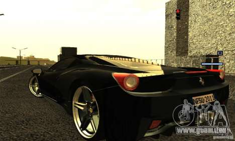 ENB Series 2013 HD by MR für GTA San Andreas sechsten Screenshot