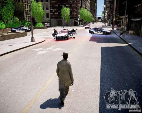 Vito Scaletta pour GTA 4 troisième écran