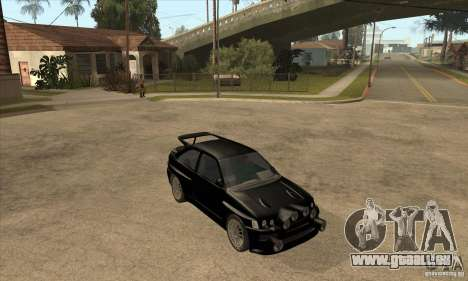 Ford Escort RS Cosworth pour GTA San Andreas roue