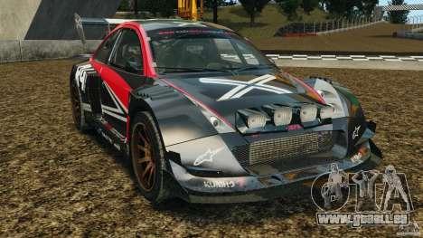 Colin McRae R4 Rallycross pour GTA 4