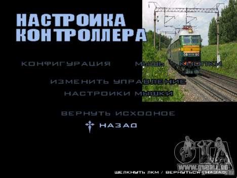 Écran de démarrage de Moscou pour GTA San Andreas sixième écran