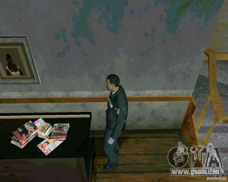 New Medic für GTA San Andreas dritten Screenshot