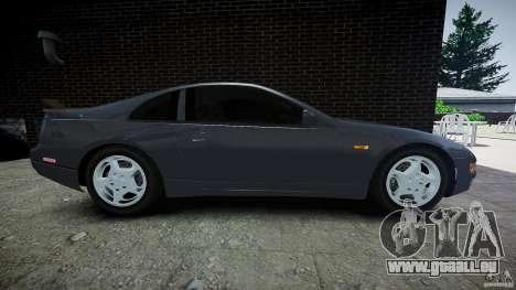 Nissan 300 ZX pour GTA 4 est une vue de l'intérieur