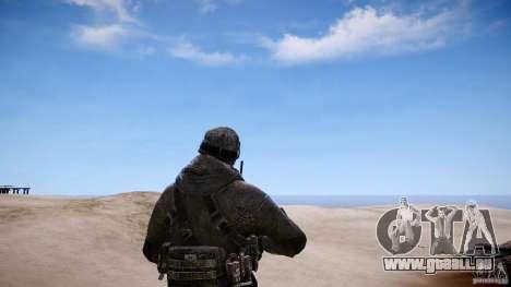 Captain Preis ab COD MW3 für GTA 4 dritte Screenshot