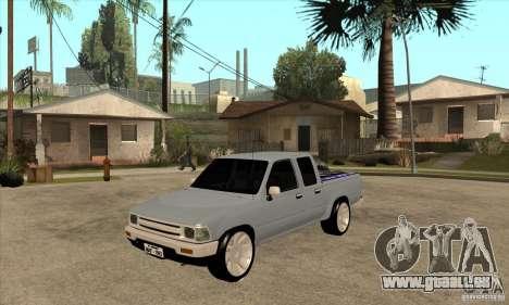 Toyota Hilux Surf v2.0 pour GTA San Andreas