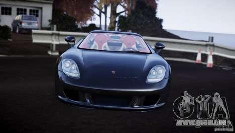 Porsche Carrera GT V1.1 [EPM] pour GTA 4 est une gauche