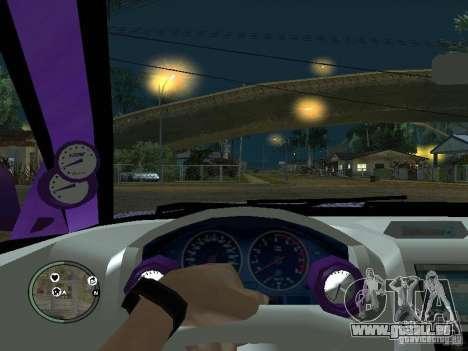 Mitsubishi Spyder 2Fast2Furious Cabriolet pour GTA San Andreas vue de côté