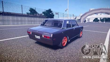 Datsun Bluebird 510 Tuned 1970 [EPM] pour GTA 4 est un côté