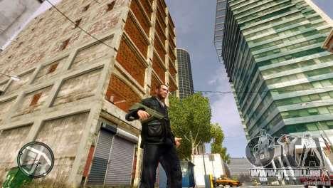 Tavor TAR-21 für GTA 4 weiter Screenshot