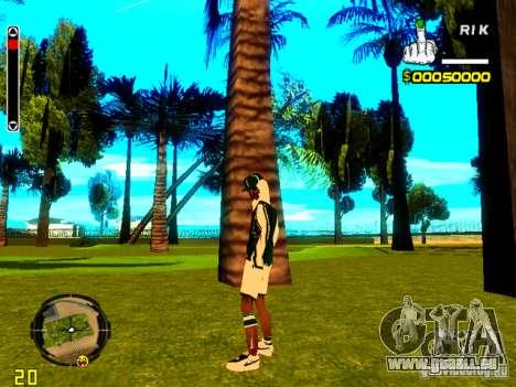 Haut Penner v5 für GTA San Andreas zweiten Screenshot