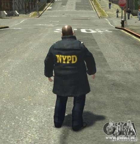 Ultimate NYPD Uniforms mod für GTA 4 neunten Screenshot