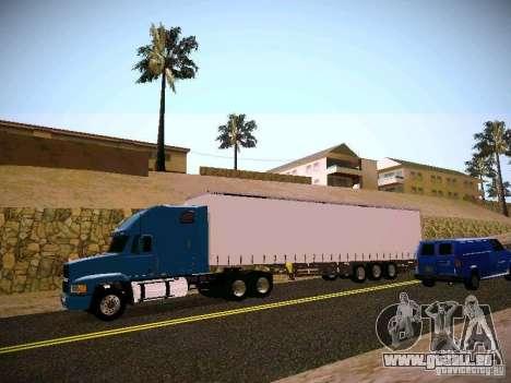 Mack ch 613 für GTA San Andreas linke Ansicht