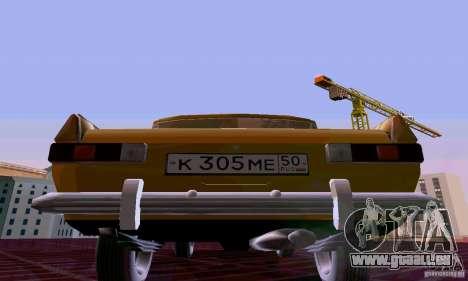 Moskvich 412 für GTA San Andreas rechten Ansicht