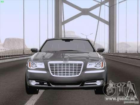 Chrysler 300 Limited 2013 pour GTA San Andreas vue de côté