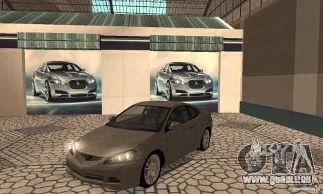 Acura RSX New für GTA San Andreas linke Ansicht