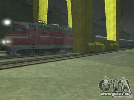 Interrupteur rail shooter pour GTA San Andreas troisième écran