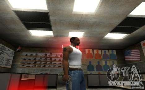Barreta M9 and Barreta M9 Silenced pour GTA San Andreas quatrième écran