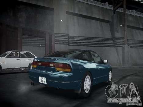 Nissan 240SX für GTA 4 linke Ansicht
