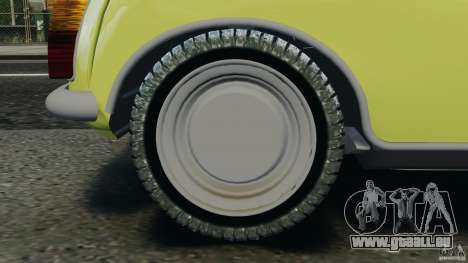 Mini Cooper für GTA 4 Seitenansicht