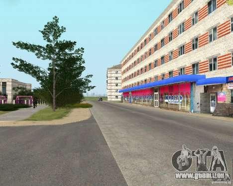 Un Busaevo pour le CD pour GTA San Andreas quatrième écran