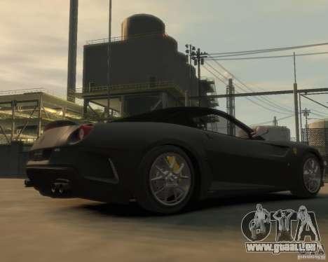 Ferrari 599 GTO für GTA 4 rechte Ansicht