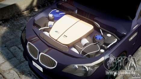 BMW M5 Lumma Tuning [BETA] pour GTA 4 est un côté