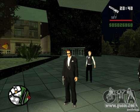 Claude Speed beta4 für GTA San Andreas zweiten Screenshot