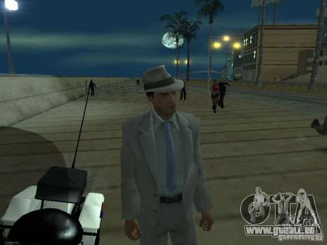 Vito Skalleta v1.5 pour GTA San Andreas deuxième écran