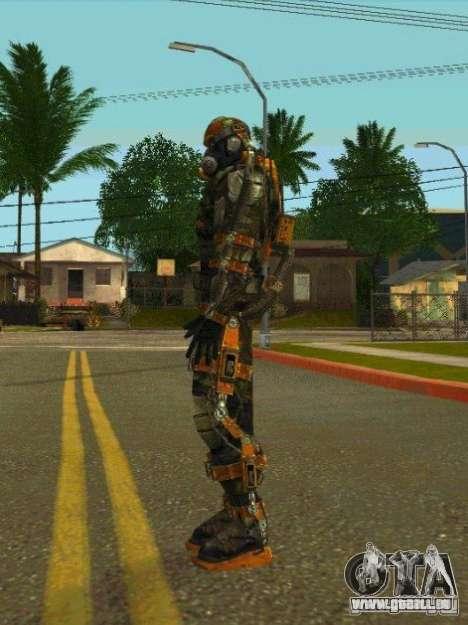 Felle von s.t.a.l.k.e.r. für GTA San Andreas achten Screenshot