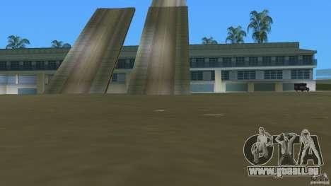 Stunt Dock V1.0 GTA Vice City pour la troisième écran